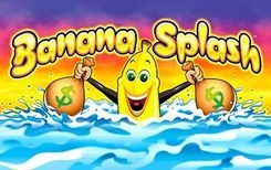 Игровой автомат Banana Splash от компании Гаминатор онлайн