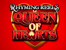 Играть онлайн в автомат Rhyming Reels Queen Of Hearts